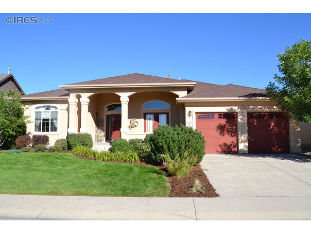 Front Elevation/Stunning Curb Appeal