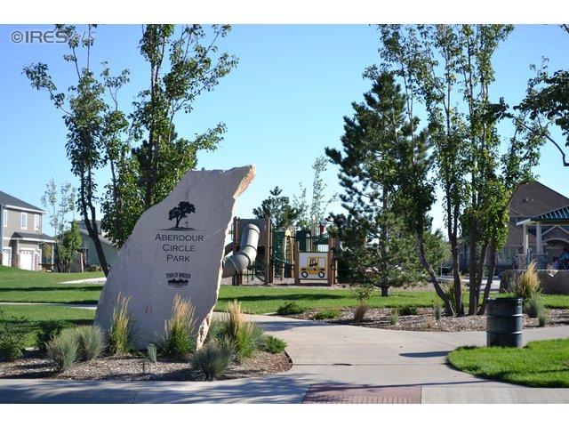 Neighborhood Park Just Around the Corner!