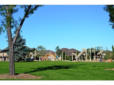 Acres of Lawn, Playground, Picnic Tables