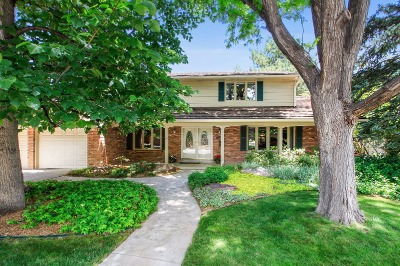 Front of home; grand curb appeal!