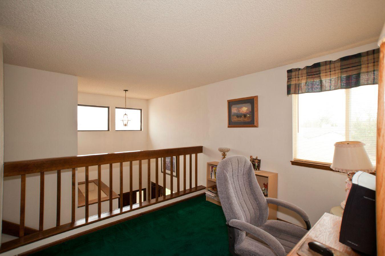 Loft or Future 4th Bedroom