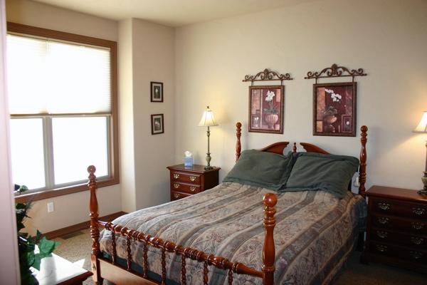 Main Floor Study or Bedroom