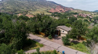 Beautiful Views of Red Rocks Open Space Park!