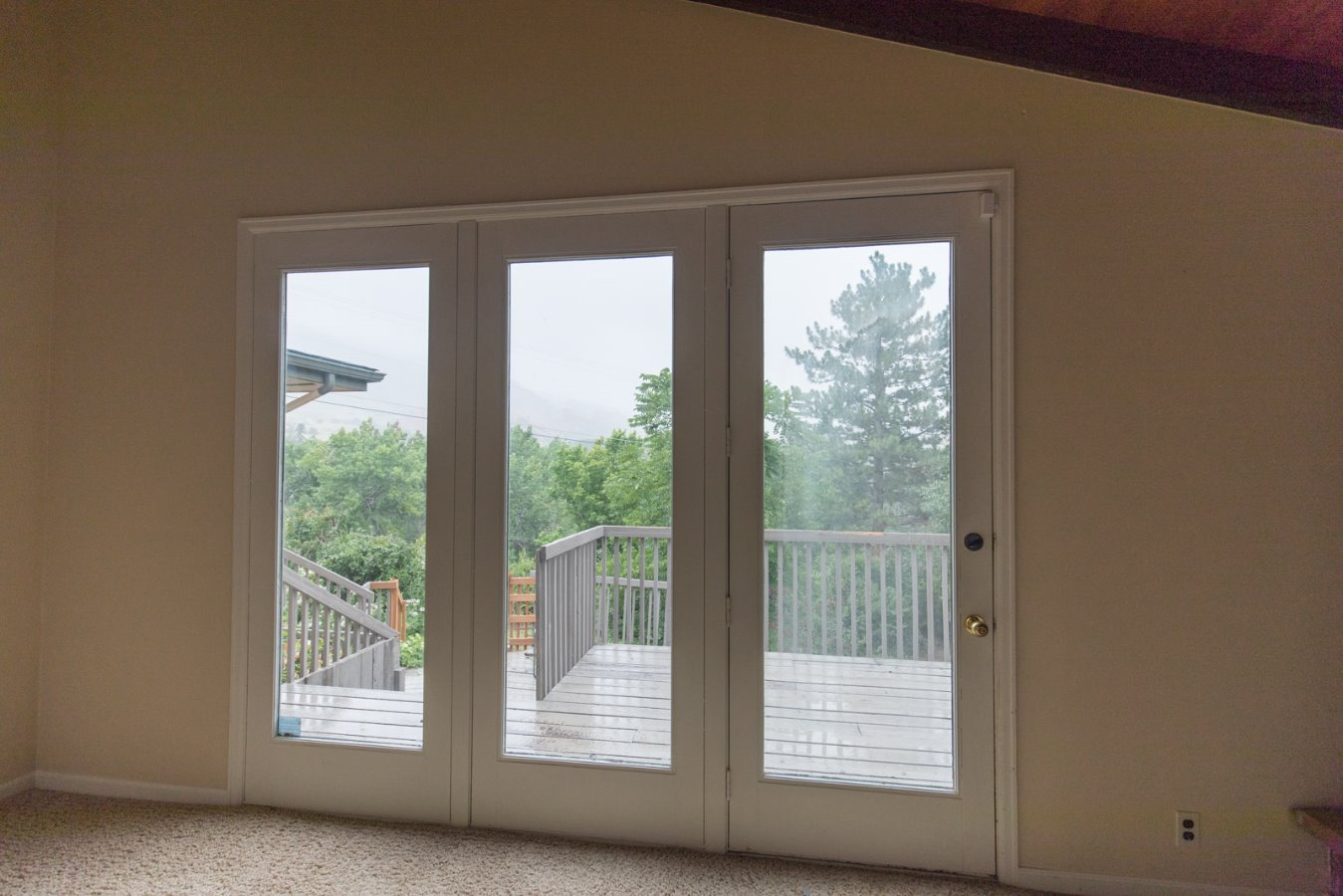 Family Opens to Multi-Level Deck with Views!