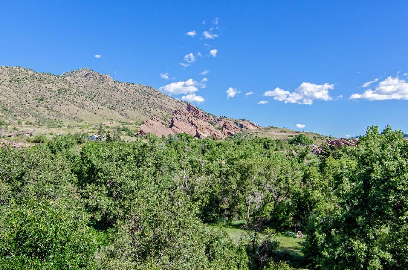 Fabulous Views of Red Rocks