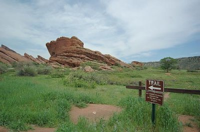 Hike to Red Rocks & Mt Falcon Parks!