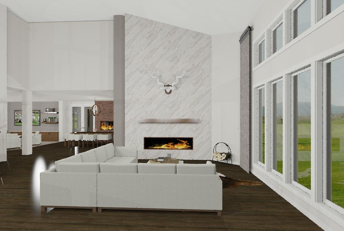 Conceptual design by Andrea Lively of FBS