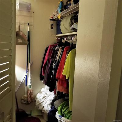 Laundry room. Washer Dryer included
