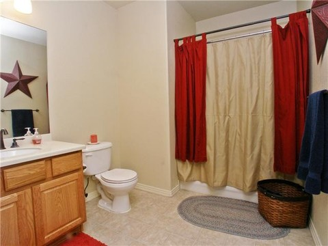 Basement Bathroom!