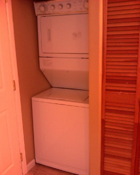 second washer dryer