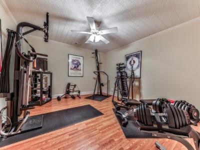 Terrace Level Exercise Room