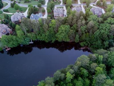 Aerial Lake