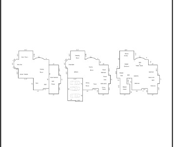 Appraiser Floor Plan Drawing
