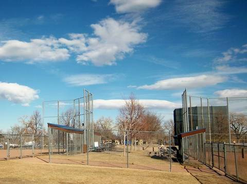 Baseball fields complex