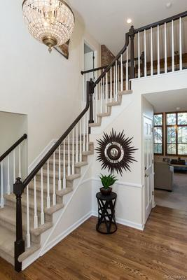 Entry Way, Living Rm to the left, Dining Rm to the right, & Family Rm straight a