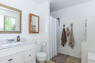 3/4 Bath in Master Suite