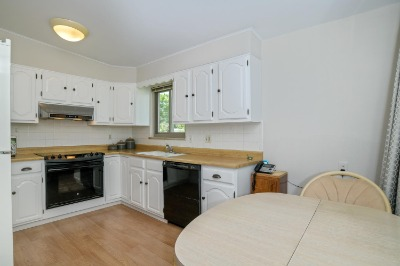 Updated Kitchen Has Eat-in Space