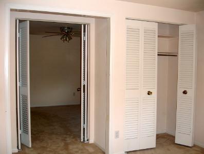 Bedroom 2 opens to bonus room