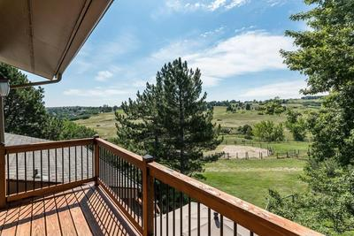 Exceptional Views from Master Suite Balcony