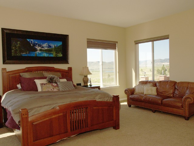 Giant master suite