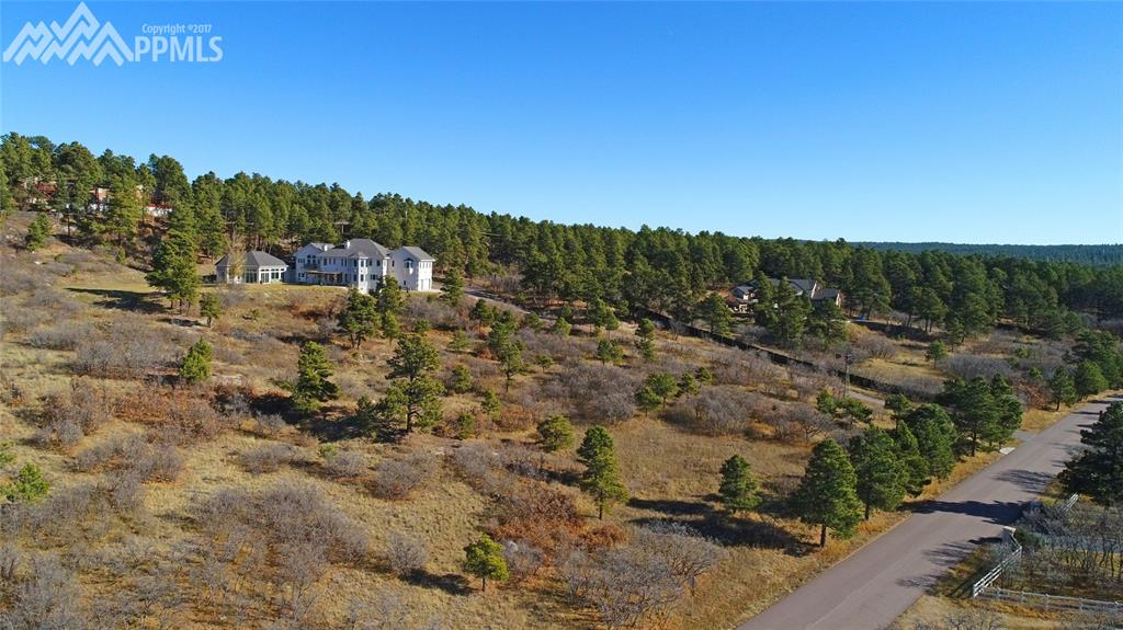 5 acres* views* paved road* near Flying Horse Club