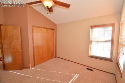 Upper level third bedroom.