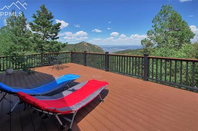 Master Deck off of Master Suite View #3
