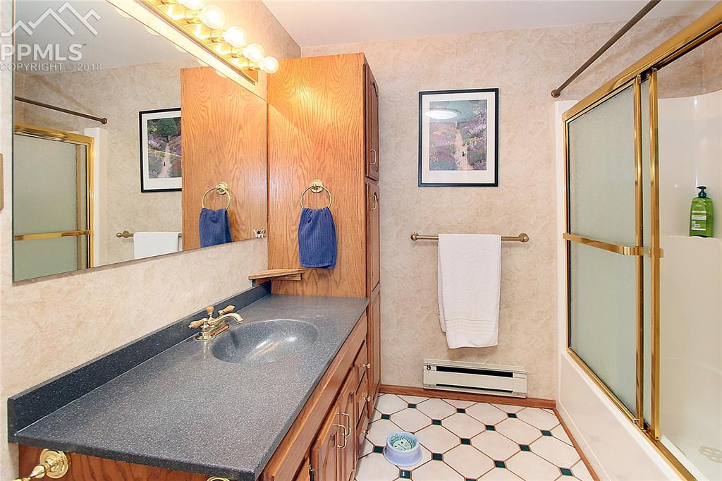 Master Full Bathroom Upper Level