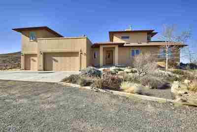 This custom Redlands home is sited on over 2 acres, with views galore!