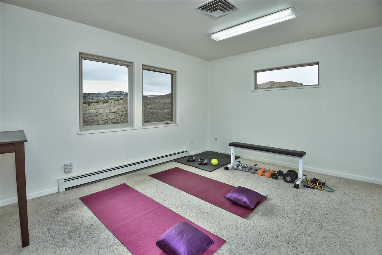 What will you do with the two bonus rooms above the garage? - Gym? Office? Playr