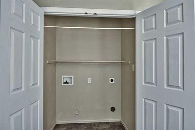 Laundry Closet!