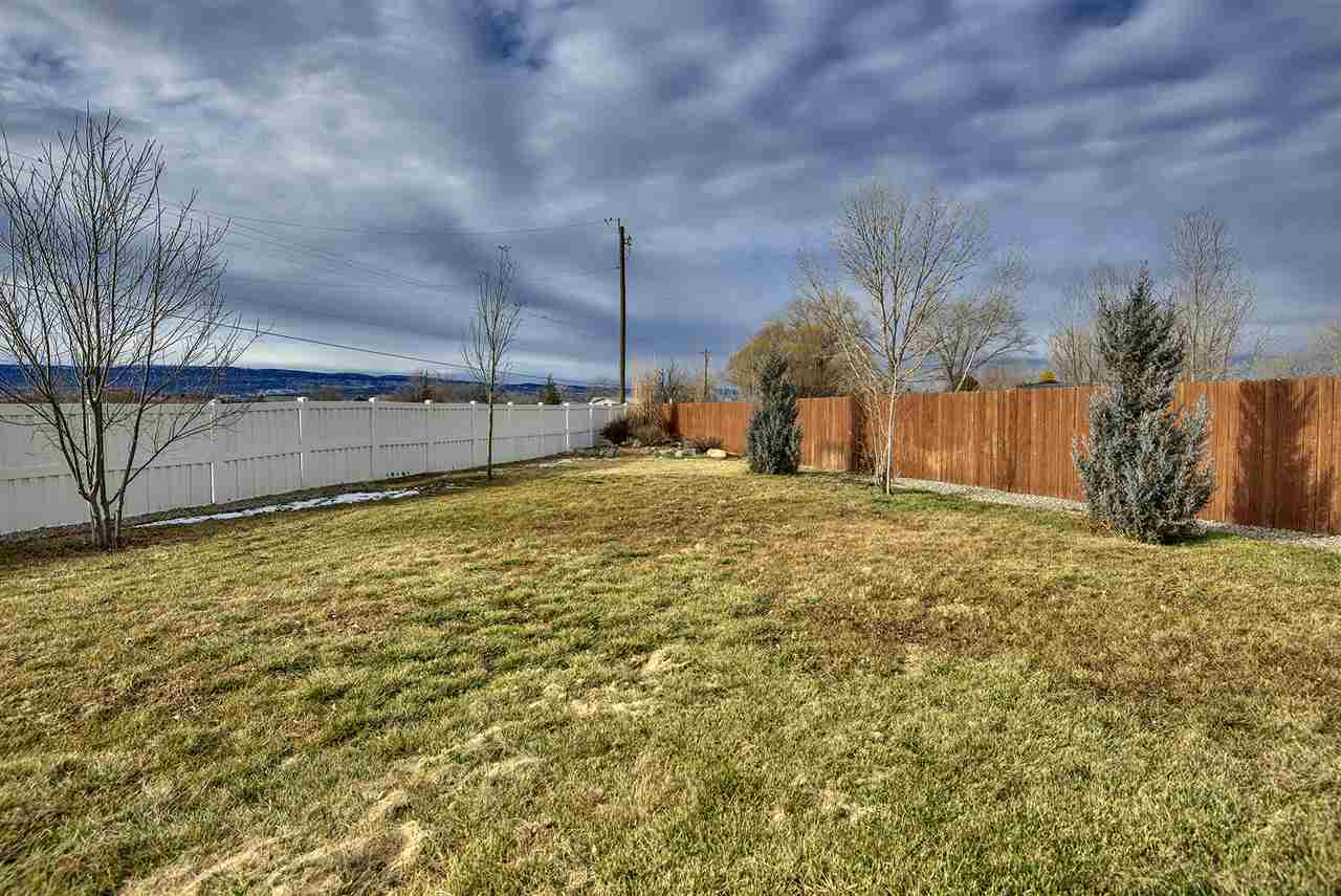 Large, Private Rear Yard with no Neighbors Behind!