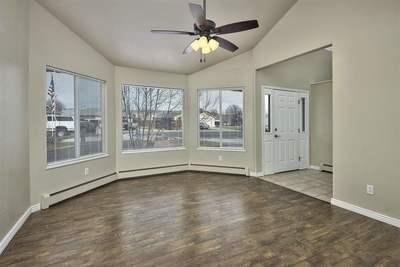 Bayed-Windowed Living Room!