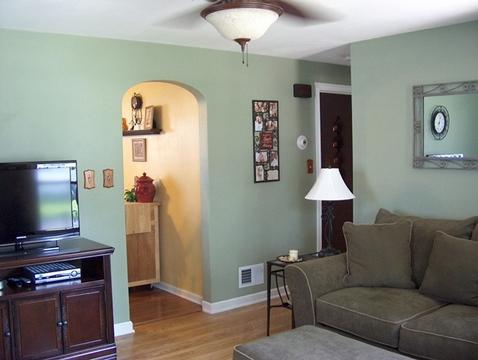 Ceiling Fan/Lite & Tasteful Decor