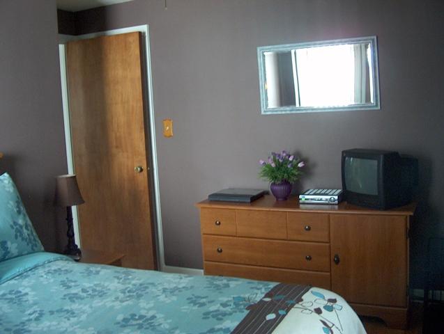 Bedroom #2 with Closet.
