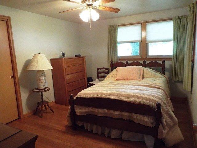Bedroom #1 - 14x11 w/Ceiling Fan