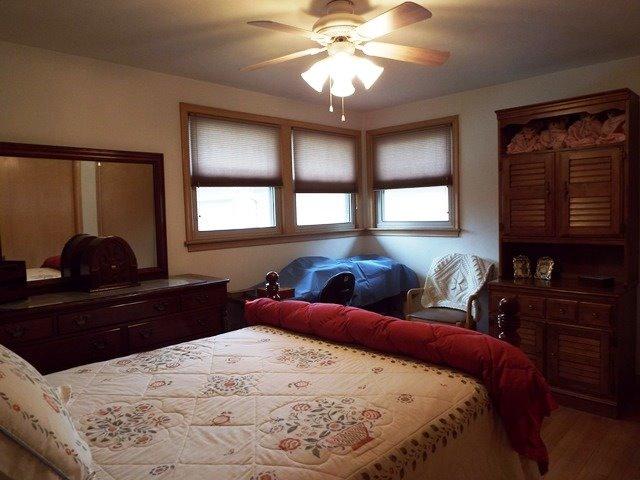 Bedroom #3 - Hardwood Floors