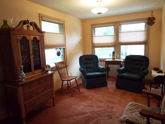 Carpeted Formal Dining Room