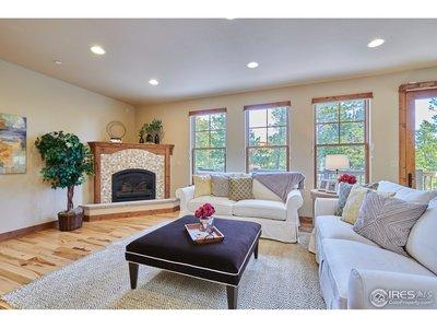 Hickory Floors, Anderson Windows