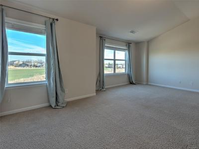 Large Master Bedroom w/ Golf Course Views