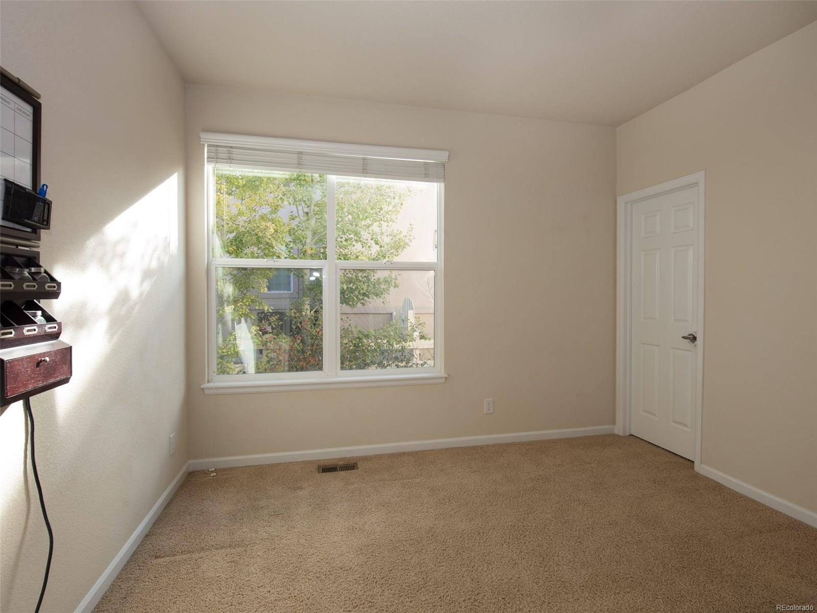 Main Floor Office or Legal Bedroom