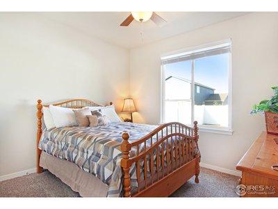 Bright 2nd Bedroom