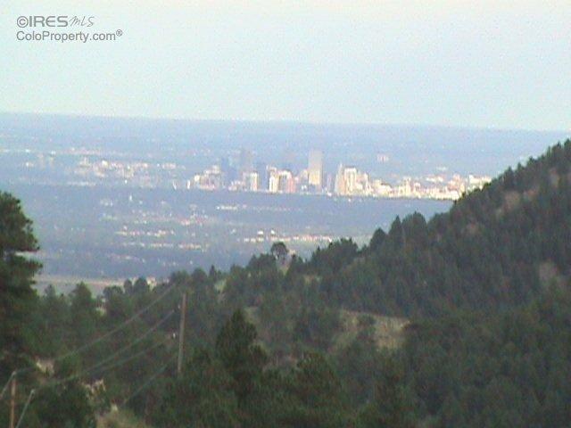 Downtown Denver view