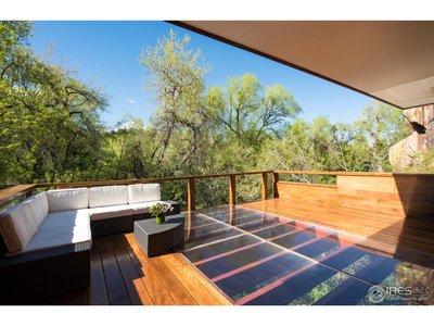 Cantilever Deck