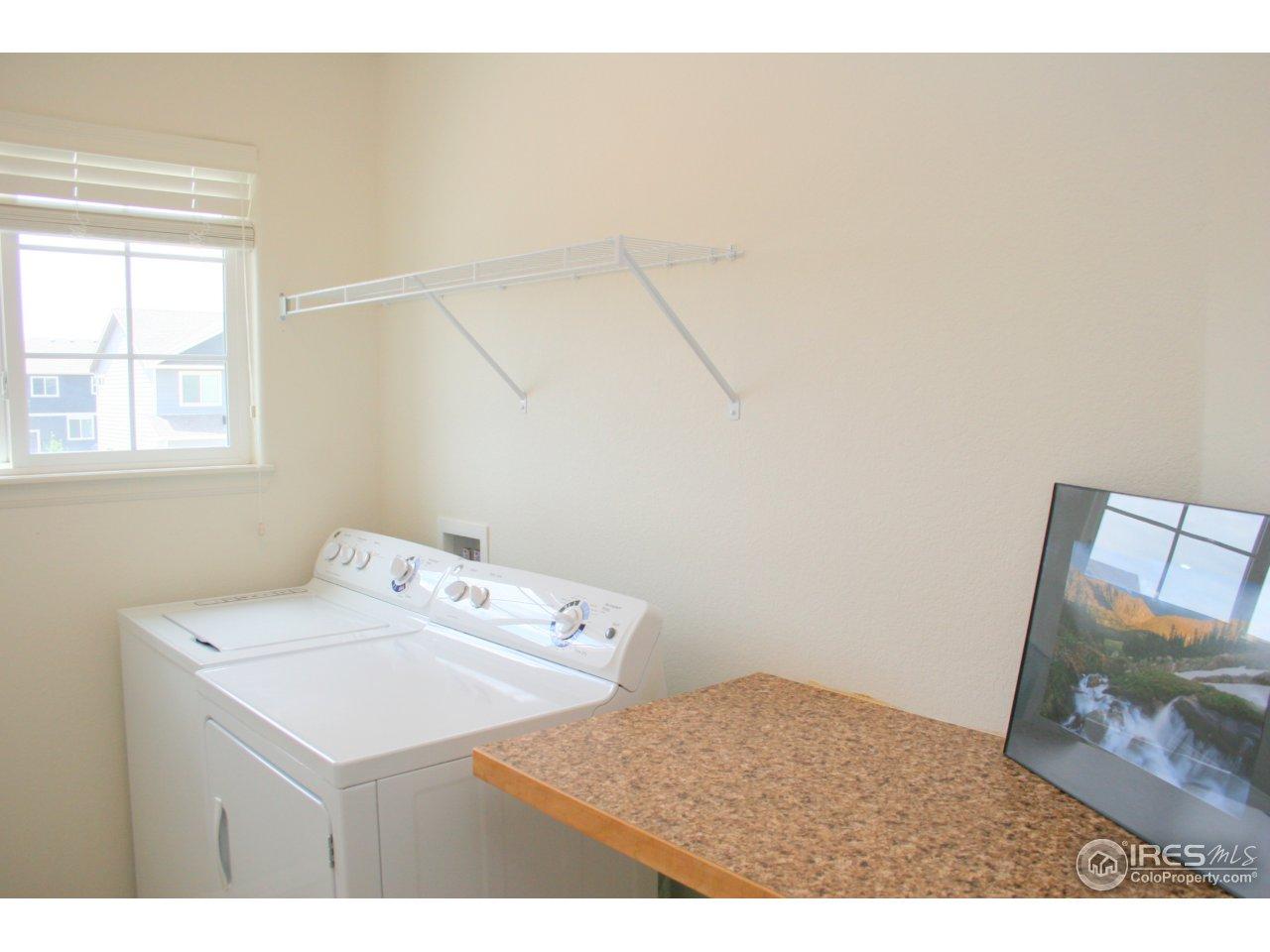 2nd Level Laundry Room