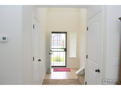 Beautiful and Open Entry Way