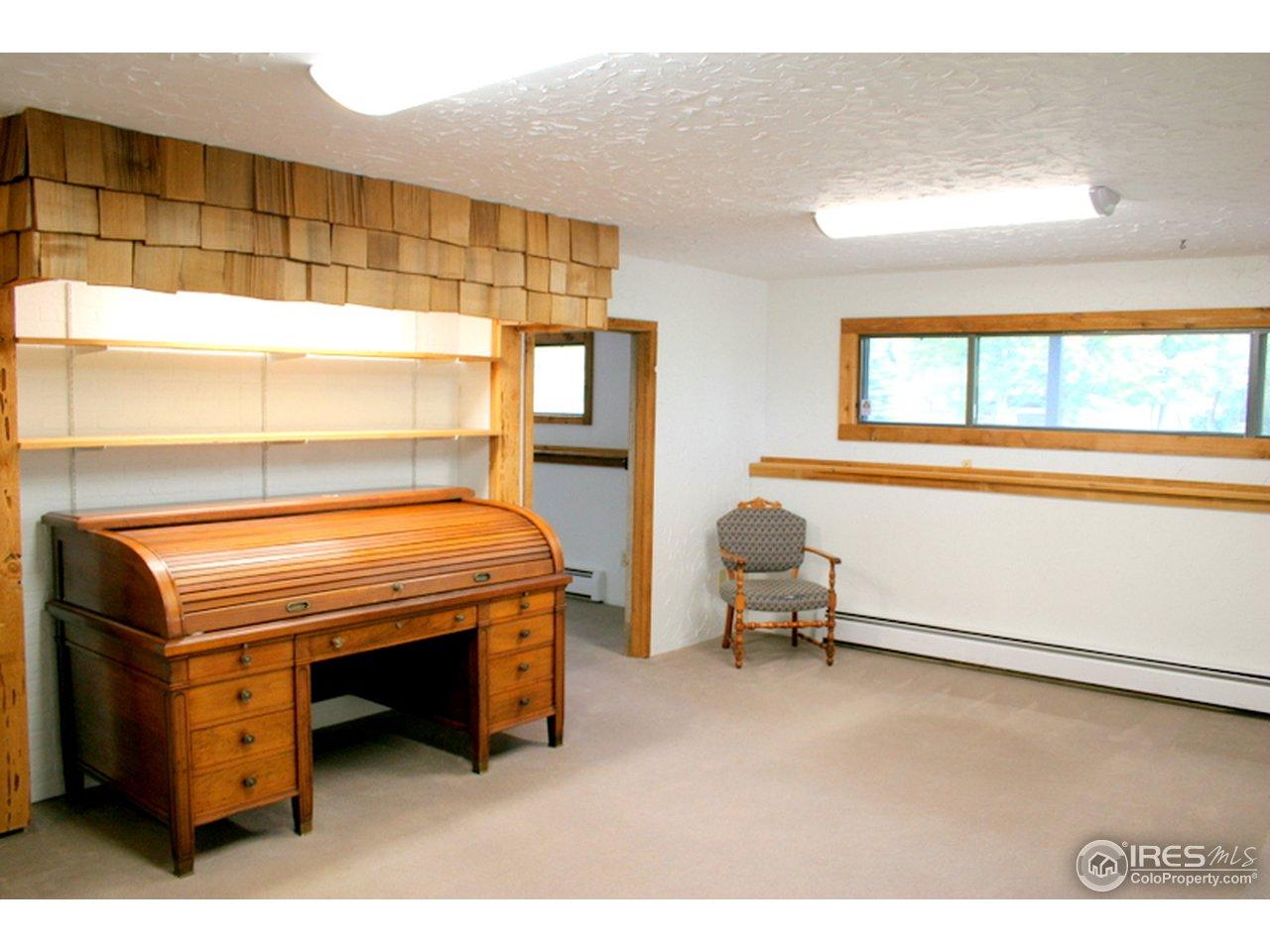 Rec Room in Basement