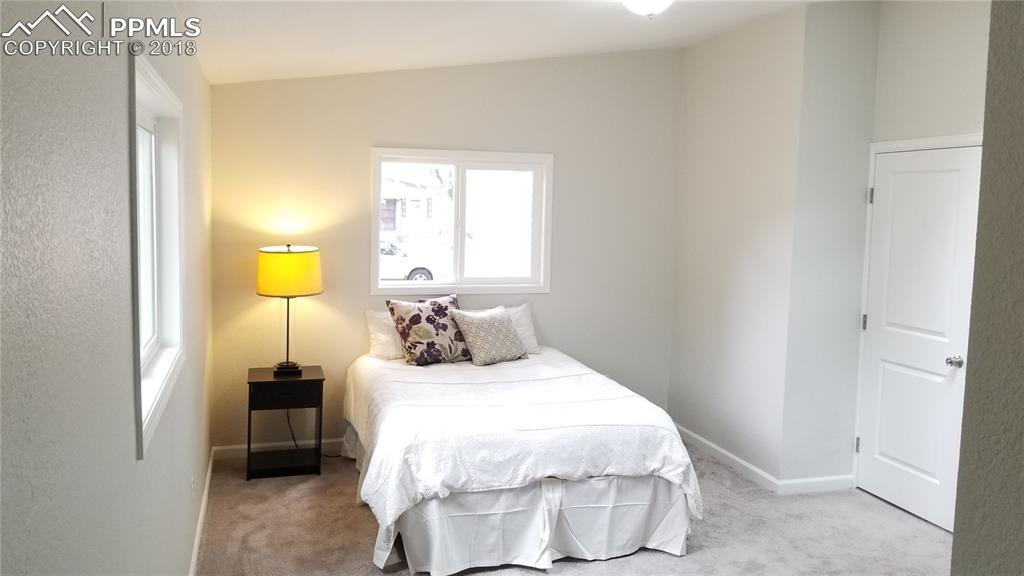 Master bedroom suite.