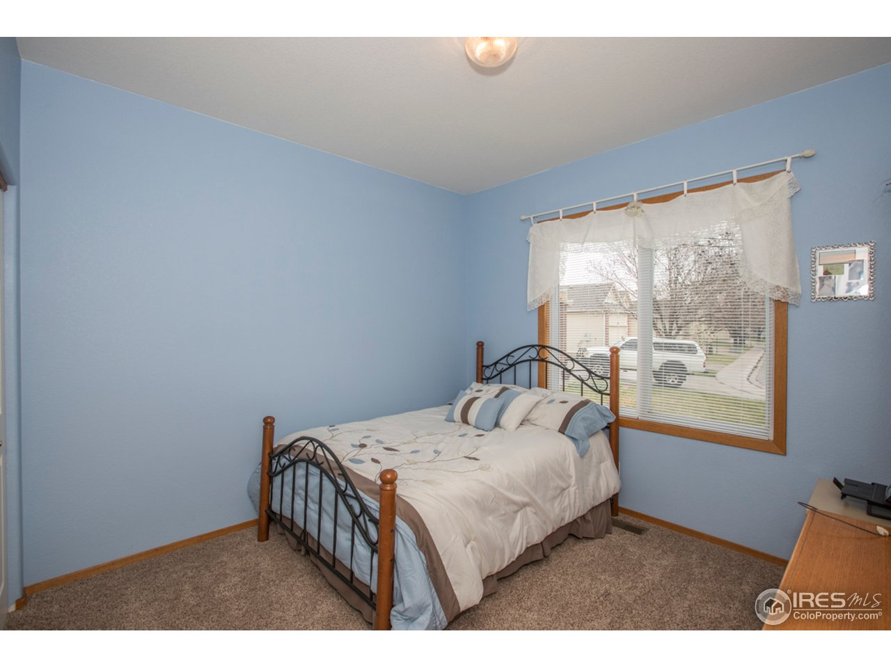 This is the front bedroom #2