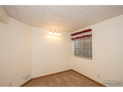 Third bedroom is wired for ceiling fan & cable